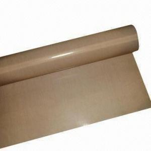 Expanded PTFE Coated Fiberglass Cloth For Wires