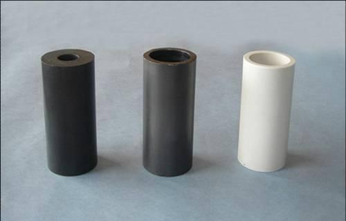 White Filled PTFE Teflon Tube