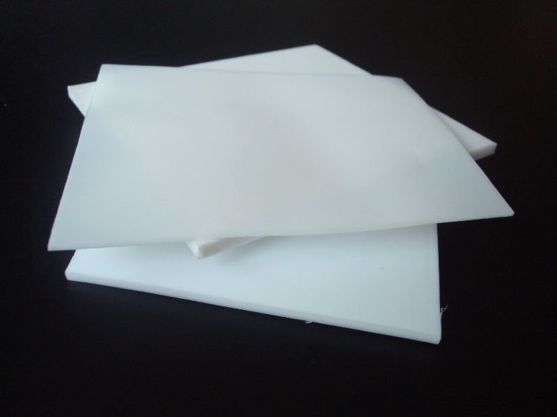 Natural White Polytetrafluoroethylene PTFE