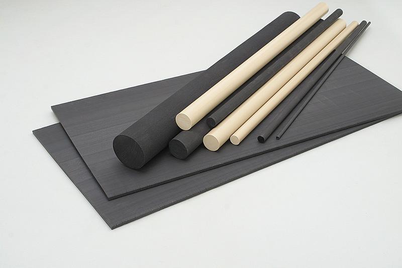 Brown PEEK Rods