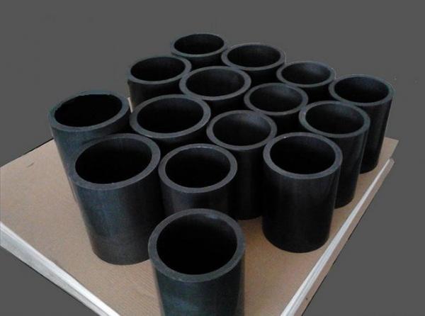 Black PTFE Teflon Tubing