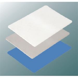 Natural White Polytetrafluoroethylene PTFE / Glass Filled PTFE