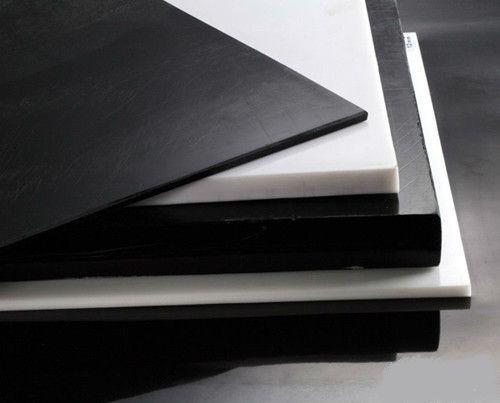High Density Carbon Filled Teflon Sheet Material 2.1 - 2.3 g/cm³