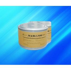 Semitransparent Pellet Fluoropolymer Resin / FEP Resin Molding Grade For Chemical Industry
