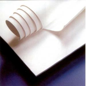 Skived PTFE Teflon Sheet / White Teflon Sheet Material 50mm Thickness